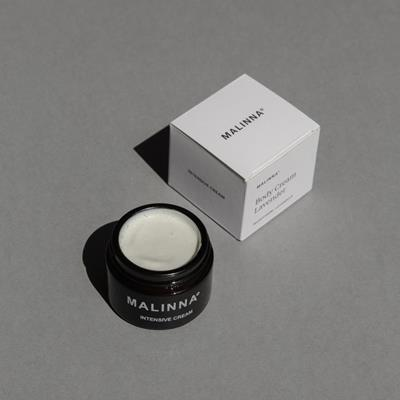 MALINNA° body cream lavender